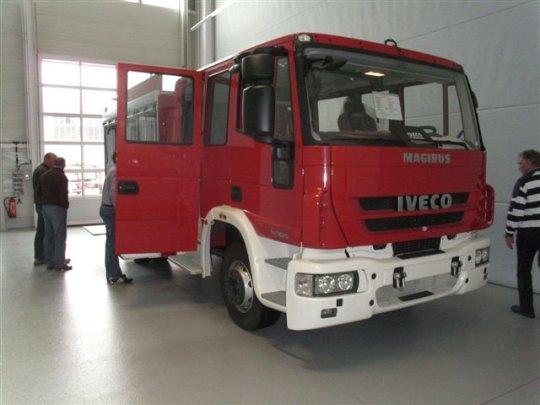 Löschgruppenfahrzeug LF 10
