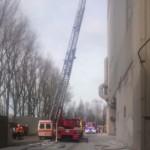 Brandeinsatz Fels-Werke Münchehof am 28.02.2016